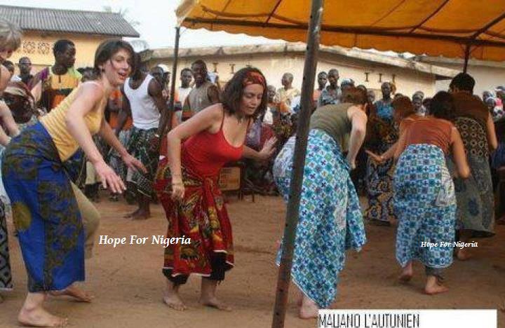 African women strange sex photos